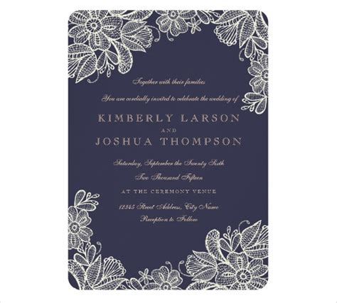 wedding invitation card templates png eps