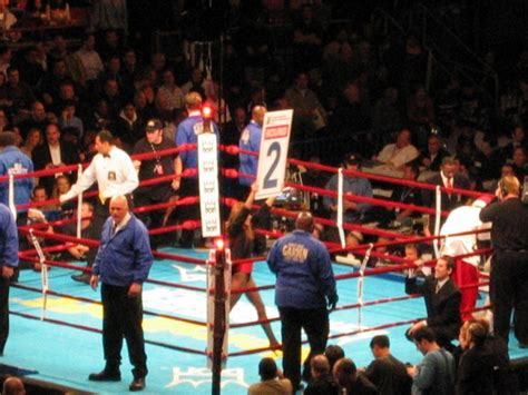 Boxing at the Madison Square Garden (22 of 33)