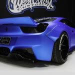 According to autoevolution, he attended the grand opening of their burbank facilities in. Justin Bieber's Liberty Walk Ferrari 458 - RUF.LYF