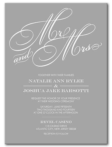 gray color weddings