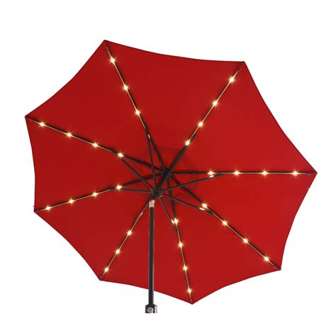 shop simply shade market patio umbrella common 9 ft