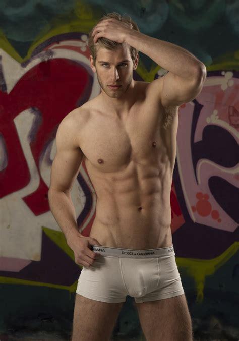 Man Crush Of The Day model Christopher Blom Salomon The