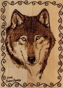 Wood Burning Patterns Wildlife - WoodWorking Projects & Plans
