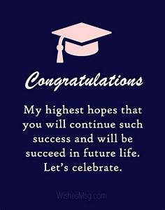 Graduation Wish... Dropout Success Quotes