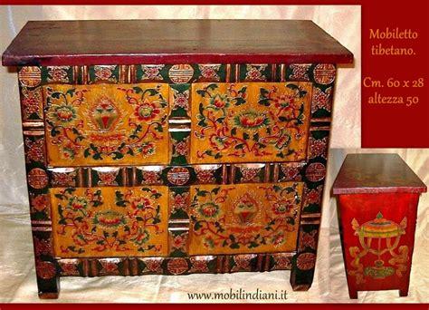 mobili etnici prato foto piccolo mobile tibetano dipinto de mobili etnici