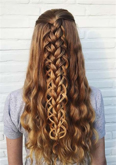 ridiculously awesome braided hairstyles  inspire