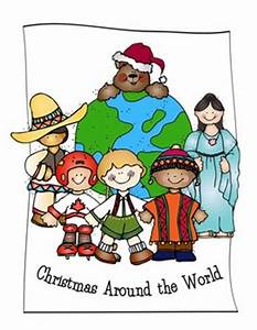 Christmas Around The World : christmas around the world book by julia lee teachers pay teachers ~ Buech-reservation.com Haus und Dekorationen