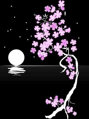 bunga sakura vector joy studio design gallery  design