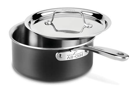 clad  cookware  clad   qt sauce pan
