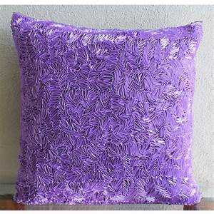 top purple decorative pillows savary homes With amethyst throw pillows
