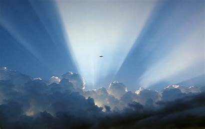 Clouds Cloud Backgrounds Beam Sunbeam Wallpapers Background