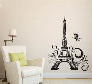 wall decal awesome paris decals wall art ideas paris wall With awesome paris wall decals australia