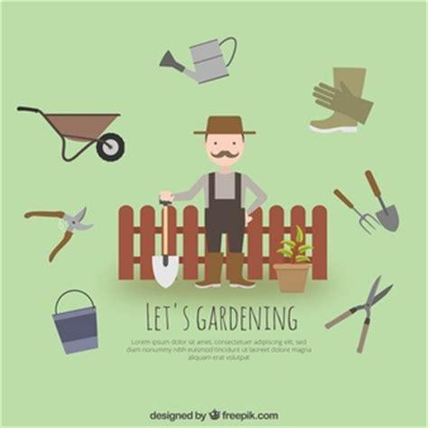 attrezzi da giardiniere utensili da giardino foto e vettori gratis