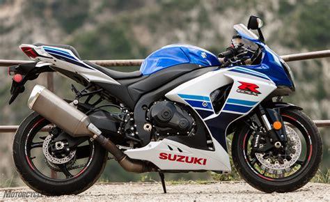 2016 Suzuki Gsx-r1000 Review