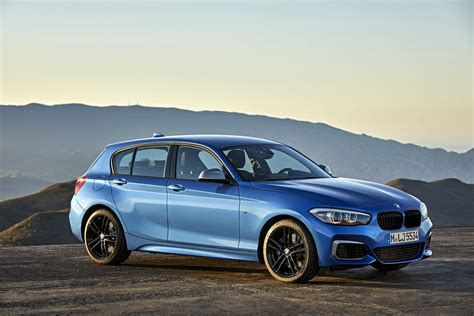 Facelifted Bmw 1 Series Revealed