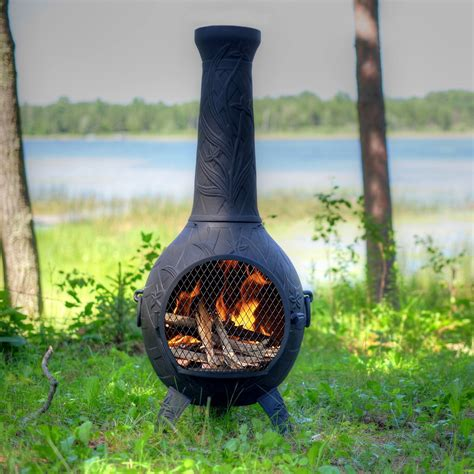 chiminea pit chiminea fire pit best choice for outdoor heater the latest home decor ideas