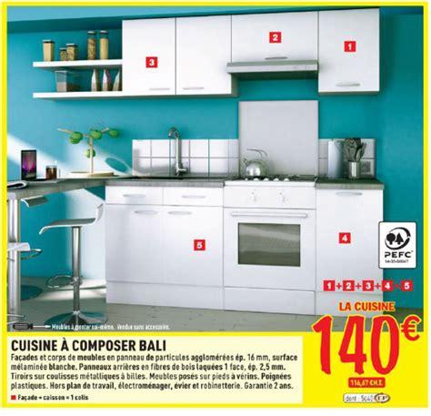 meuble cuisine premier prix meuble de cuisine équipée brico depot maison et mobilier d 39 intérieur