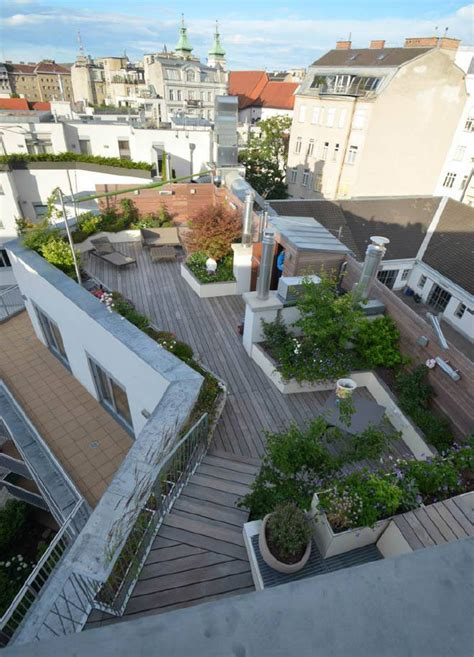 Sichtschutz Garten Exklusiv by Exklusive Dachterrasse Mit Sichtschutz Walli Wohnraum Garten