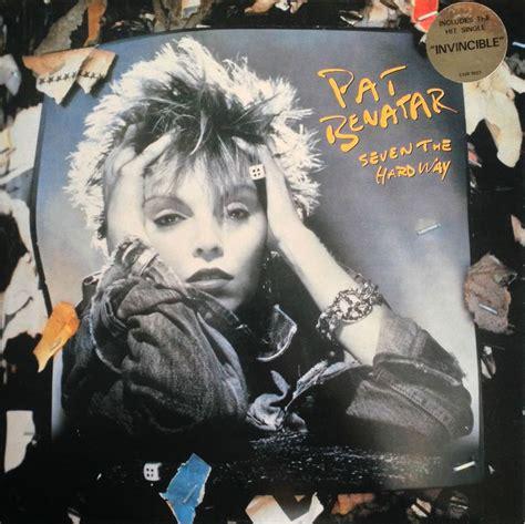 Pat Benatar Seven The Hard Way Vinyl LP Original UK Album ...