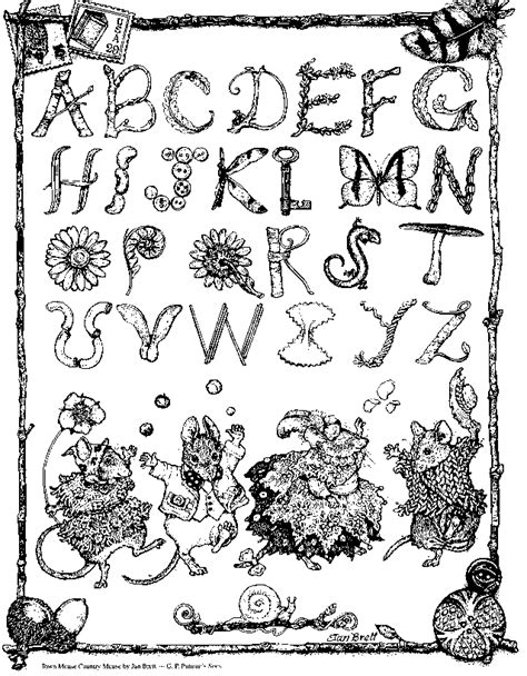 Graffiti Alphabet Letters Coloring Pages