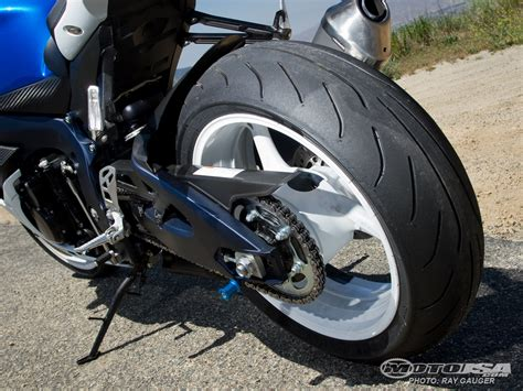Michelin Power Pure Tire Review Photos