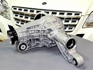Diy Rear Differential Oil Change Mercedes
