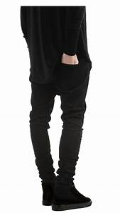 Black Ripped Skinny Jeans Mens - Jeans Am