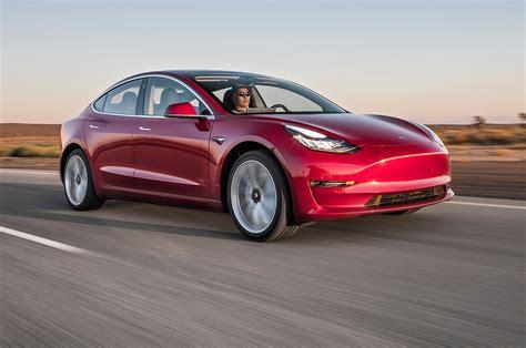 Tesla Model 3: 2018 Motor Trend Car of the Year Finalist - Motor Trend Canada