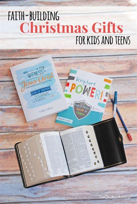 faith building christmas gifts for kids onecreativemommy com