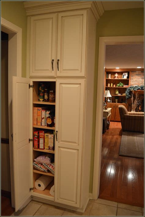Stand Alone Pantry Cabinet Ideas by Kitchen Stand Alone Pantry Cabinets Home Design Ideas