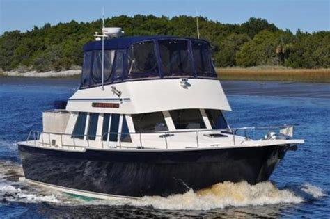 Cabin Boats For Sale Nc by 2006 Mainship 43 Aft Cabin Boat For Sale 2006 Mainship