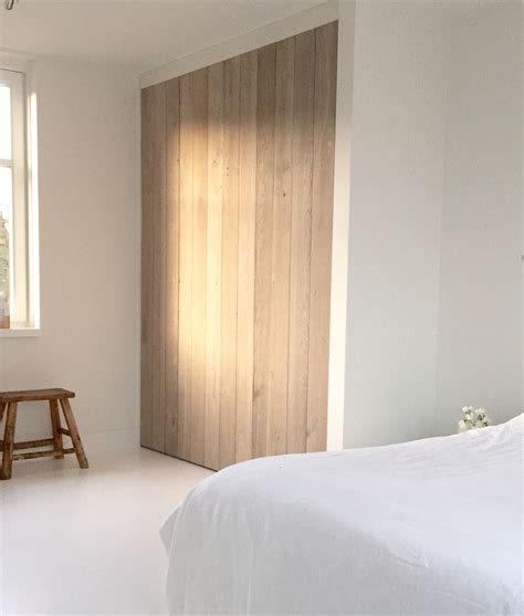 Wood Closet Doors For Bedrooms by Ontwerp Slaapkamer Ww Interieur Styling Advies Possibly