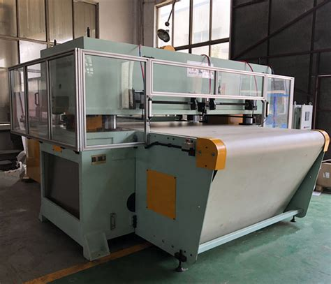 china customized automatic conveyor belt cutting machine manufacturers suppliers factory