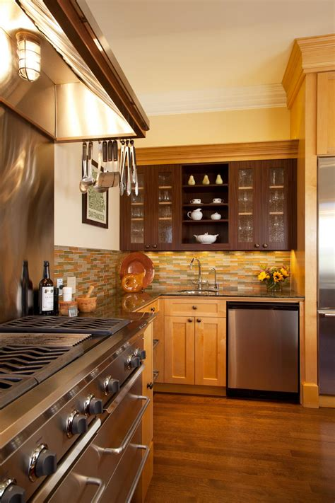 honey colored kitchen cabinets photo page hgtv 4322