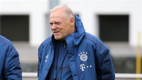 Hermann Gerland to assist Hansi Flick : Official FC Bayern ...
