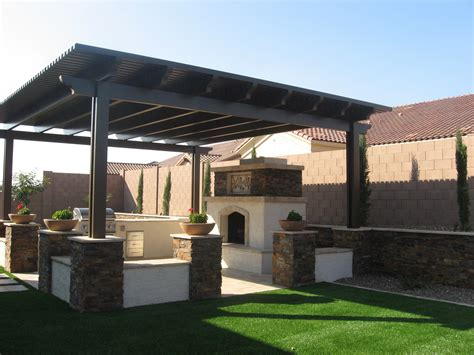 lawn garden outdoor patio roof covered patio designs
