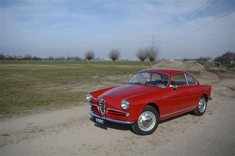 Alfa Romeo Giulietta Sprint 1957  Alfa Romeo Collection
