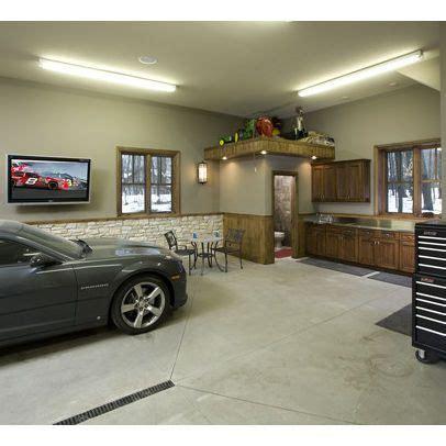 Garage Interiors Design Ideas, Pictures, Remodel, And