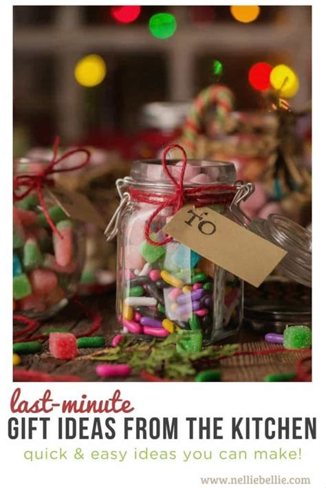 gift ideas for the kitchen last minute diy gift ideas from the kitchen