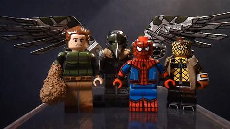 custom lego spider man villains part  spider man