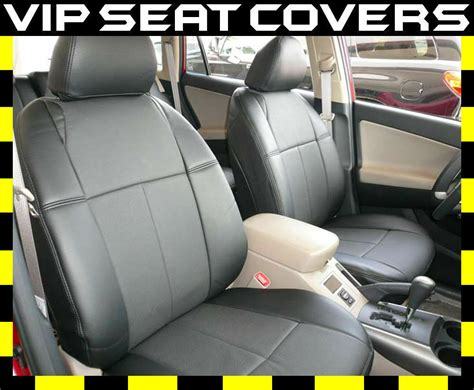 Rav4 How Many Seats by Toyota Rav4 Clazzio Leather Seat Covers Ebay