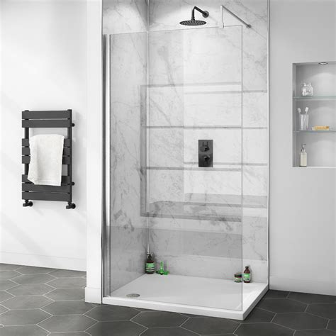 orion white marble xxmm pvc shower wall panel