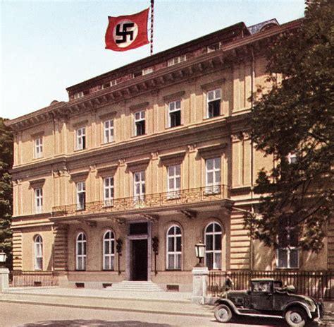 """Nationalsozialismus Münchens Neues """"braunes Haus"""" Ist"""