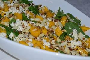 Salat Mit Spinat : mango spinat salat mit feta k se und ger steten pinienkernen von sanna404 ~ Orissabook.com Haus und Dekorationen