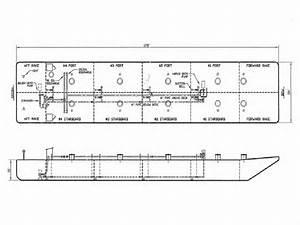 Deck Barge 178 U0026 39 X35 U0026 39 X12 U0026 39   Tzc333