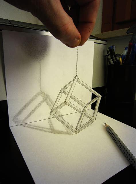 drawing pencil 3d pencil drawings by alessandro diddi bored panda 3d