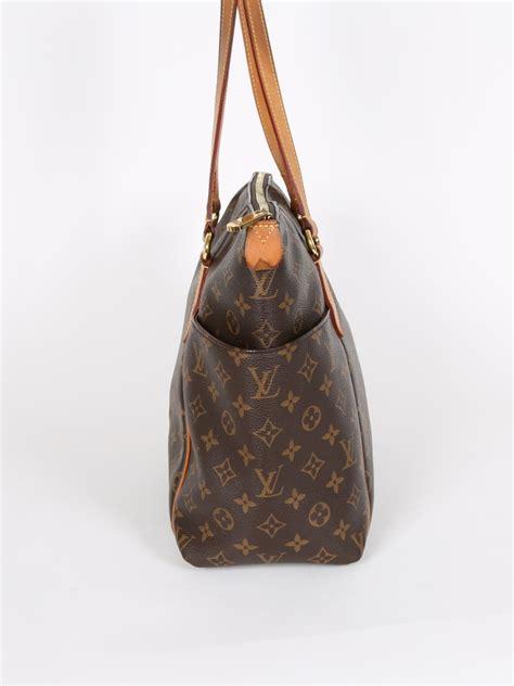 louis vuitton totally gm monogram canvas luxury bags