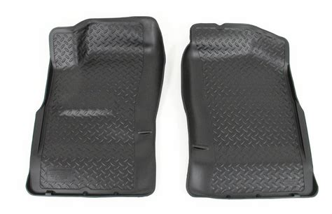 floor mats tacoma floor mats for 2002 toyota tacoma husky liners hl35111