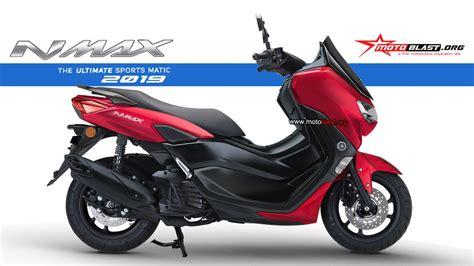 Yamaha Nmax 2019 by Sinyalemen New Yamaha Nmax 2019 2020 Makin Realistis