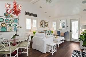 Coastal living room design living room tropical with white
